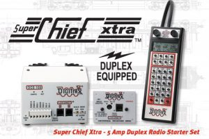Super Chief Extra Duplex Radio 5 Amp