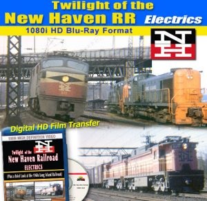Twilight of the New Haven Electrics