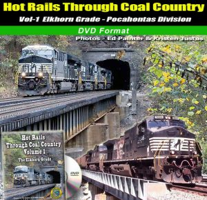 Hot Rails through Coal Country, Part 1