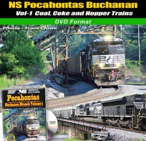Norfolk Southern Pocahontas, Vol. 1