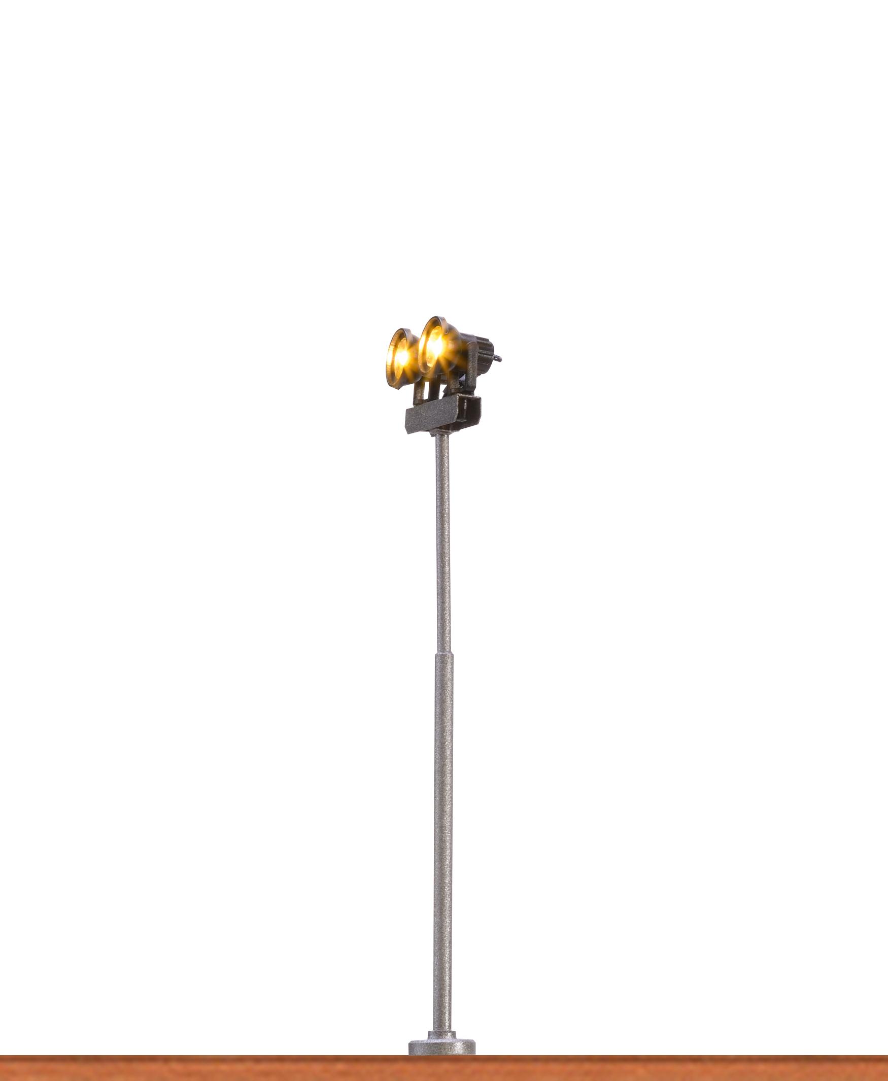 LED-Flutlicht 2-fach