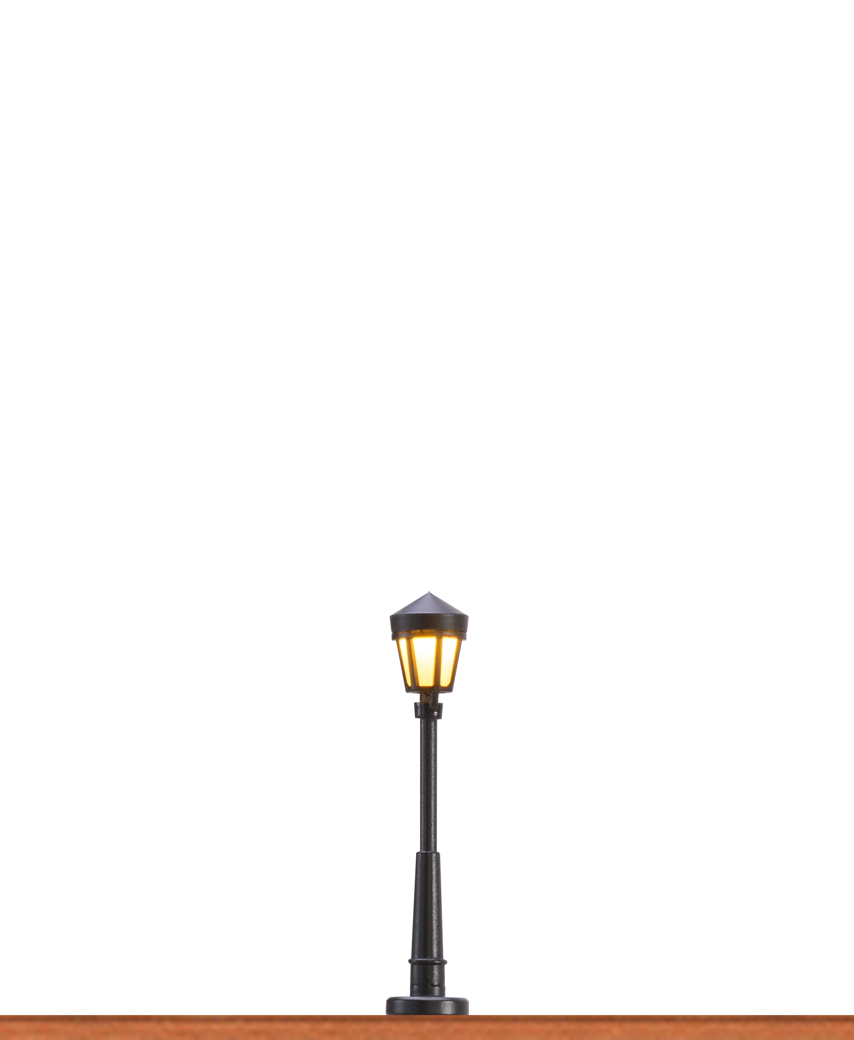 LED-Parklaterne