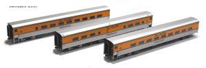 D&RG Ski Train H0