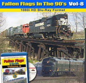 Fallen Flags in the 90s - Vol. 8