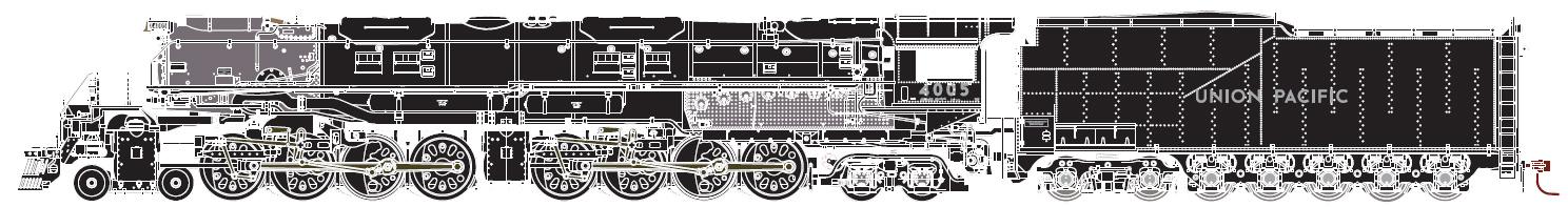 Union Pacific [Preservation Missouri]