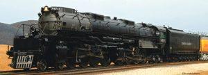 "Union Pacific ""Heritage Steam Fleet"""