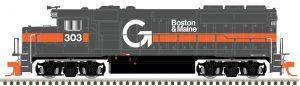 Guilford Rail System / B&M
