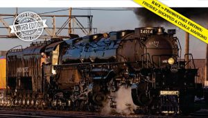 """Union Pacific """"Race to Promontory"""""""
