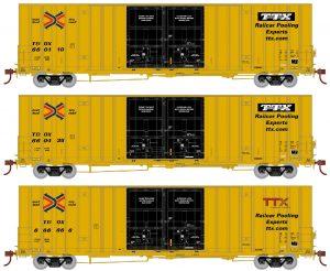 Railbox / TBOX