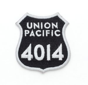 Big Boy 4014 Spot Plate Patch