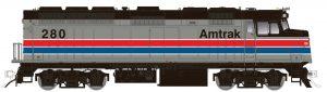 Amtrak, Phase II