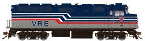 VRE Virginia Rail Express
