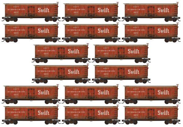 Swift Refregerator Line