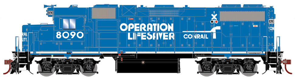 Conrail Operation LifeSaver