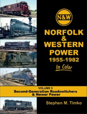 Norfolk & Western Power, Vol. 3