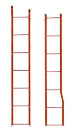 End & Side Ladders (7 Rung)
