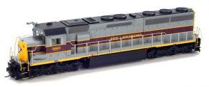 EMD SD45-2 Series