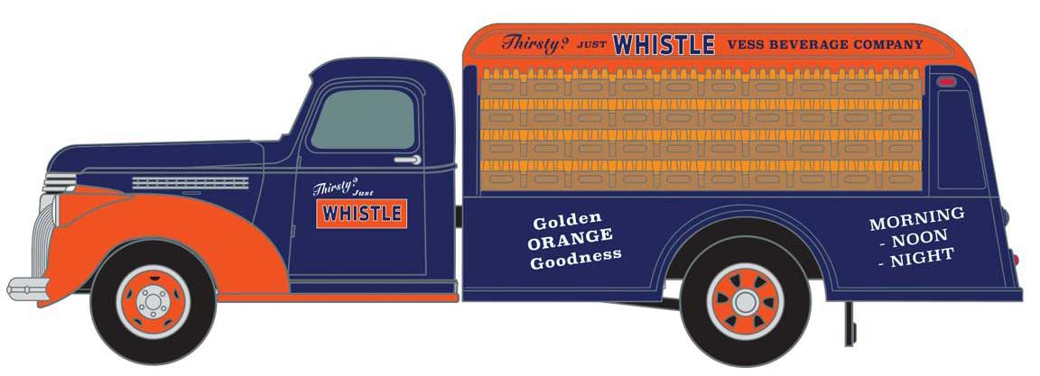 Vess Beverage Whistle