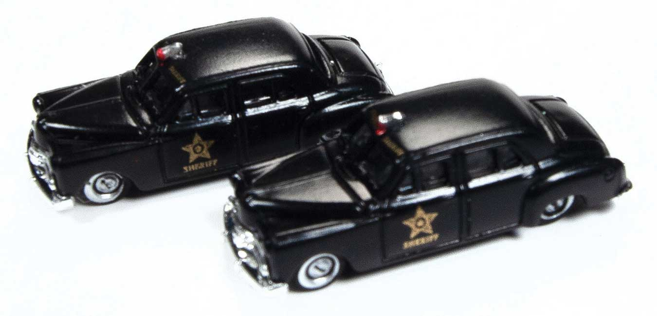 Sheriff Car