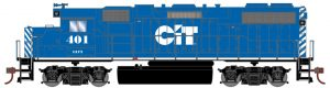 CIT Rail Leasing