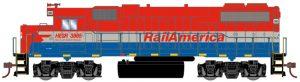 Rail America (Huron & Eastern)