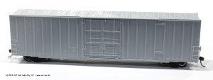 60` Gunderson 7538 Boxcar H0
