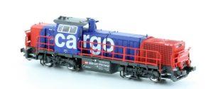 "G1700 - SBB Cargo ""Uristei"""