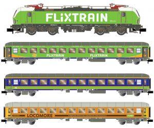 Zugset BR 193 4-tlg. - Flixtrain