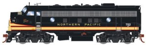 Burlington Northern (exNP)