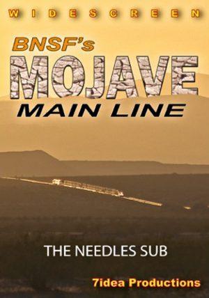 BNSF`s Mojave Main Line