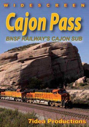 Cajon Pass - BNSF Cajon Subdivision