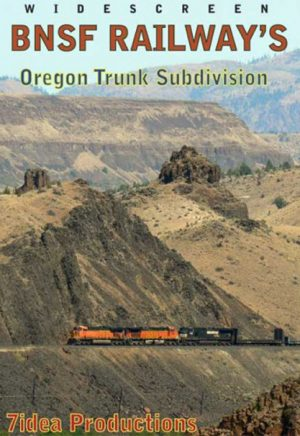 BNSF`s Oregon Trunk Division