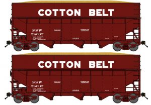 SSW / Cotton Belt