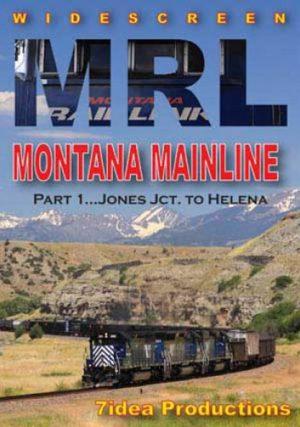 Montana RailLink Mainline Part 1: Jones Junction to Helena