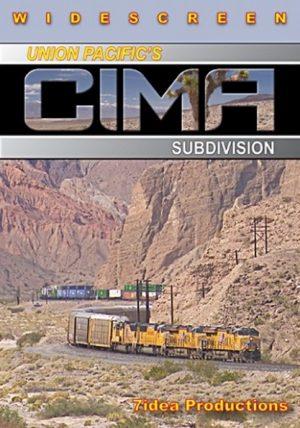 Union Pacific`s Cima Subdivision