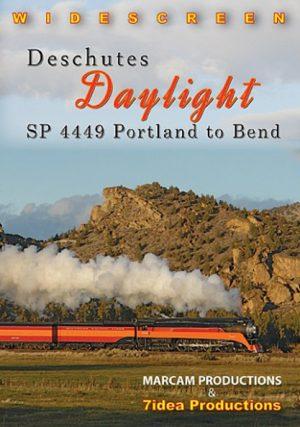 Deschutes Daylight: SP 4449 Portland to Bend
