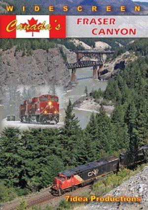Canada`s Fraser Canyon