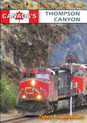 Canada`s Thompson Canyon