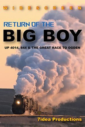 Return of the BigBoy: #4014 & #844 - The Race to Ogden