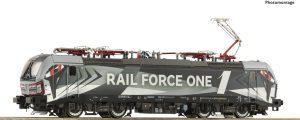 Rail Force One