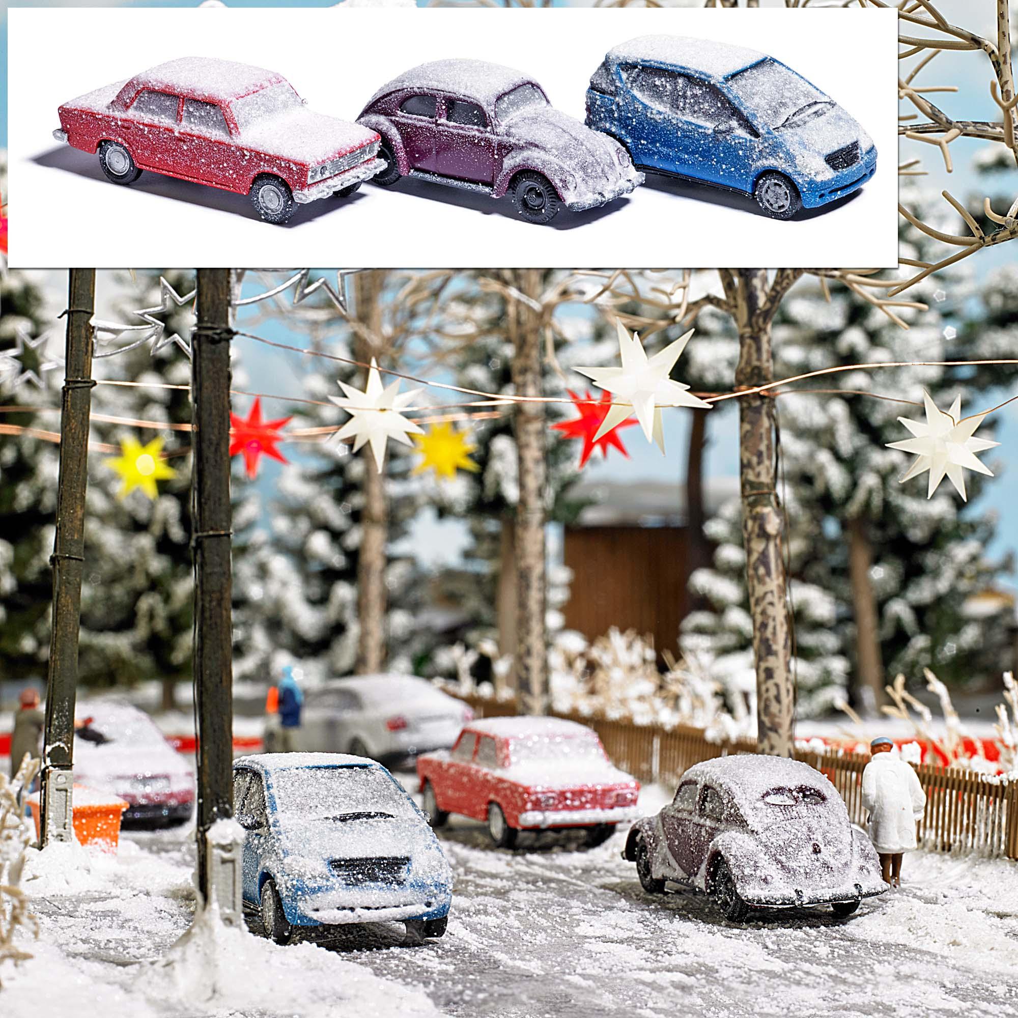 Mercedes-Benz, Lada, VW