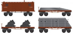 CWE USMRR Armoured Train