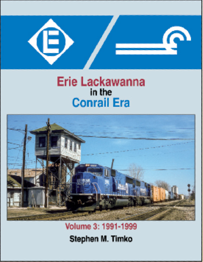Erie Lackawanna in the Conrail Era, Vol. 3