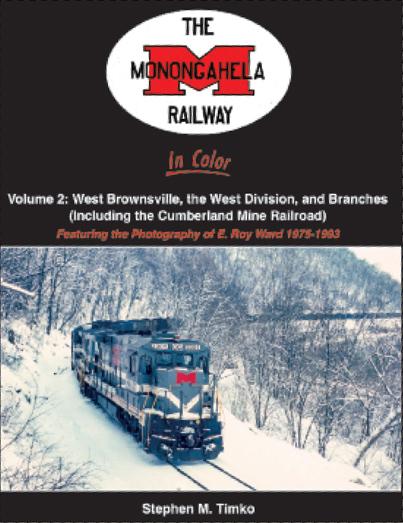 The Monongahela Railway, Vol. 2