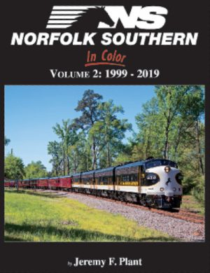 Norfolk Southern in Color, Vol. 2