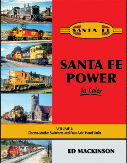 Santa Fe Power, Vol. 3