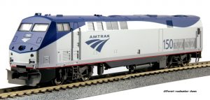 Amtrak, Phase V late