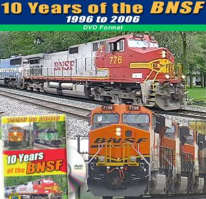 10 Years of the BNSF - 1996 to 2006