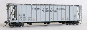GACX / Quebec Iron & Titanium