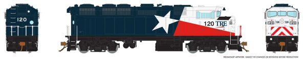 TRE / Lone Star Express